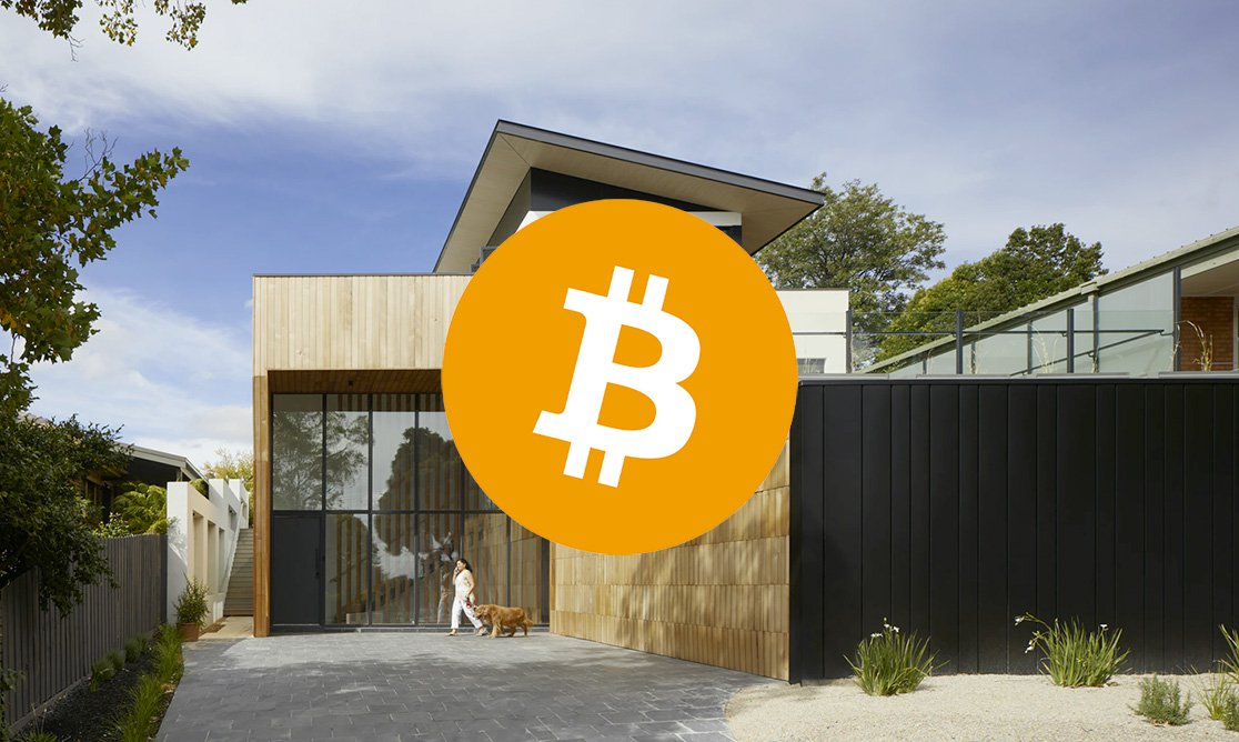 Buying a house with Bitcoin in Australia