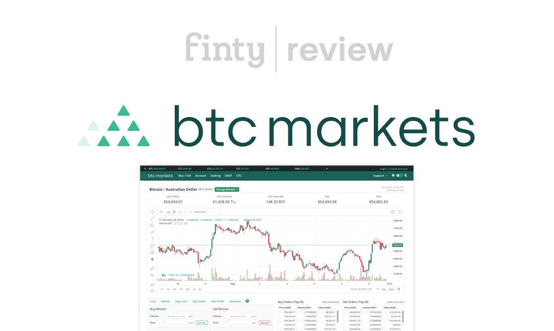 BTC Markets review