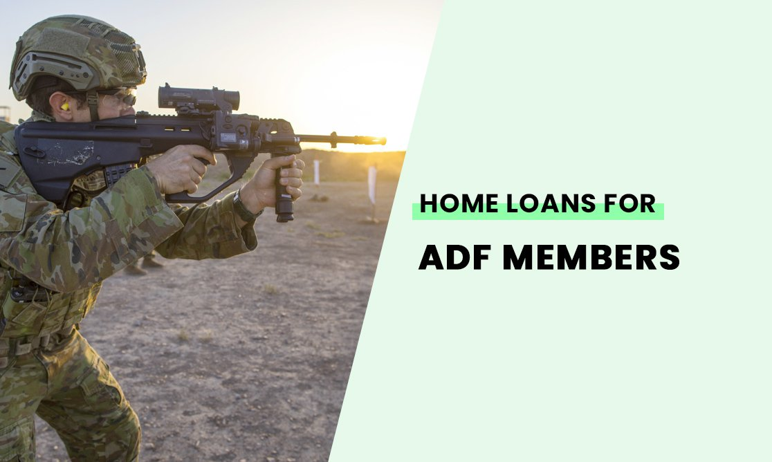 Home loans for ADF