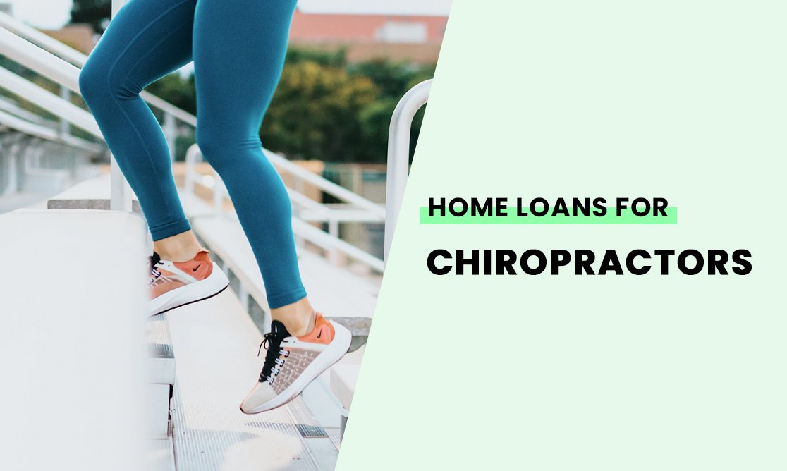 Home loans for chiropractors