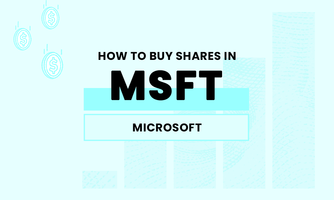 How to buy shares in Microsoft