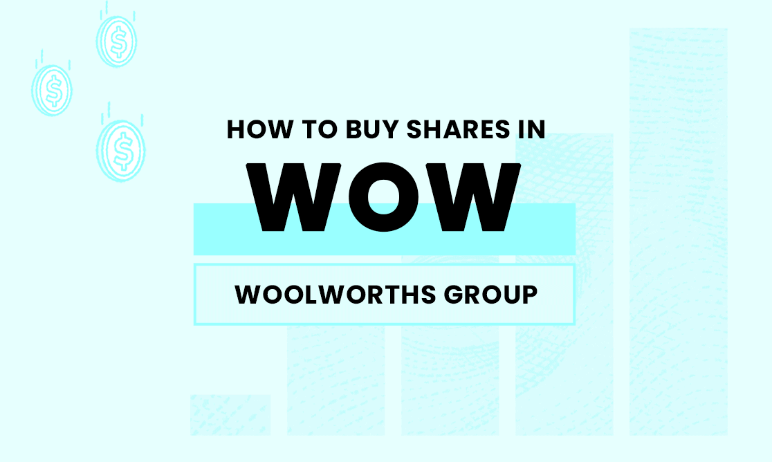 How to buy shares in Woolworths