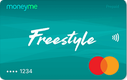 MoneyMe Freestyle Card