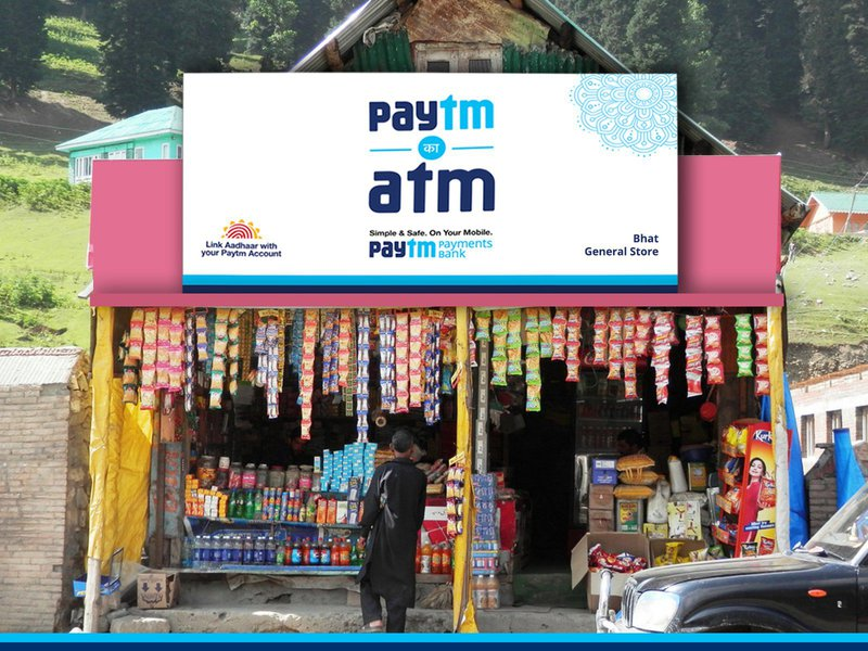 PayTm is widely accepted in India.