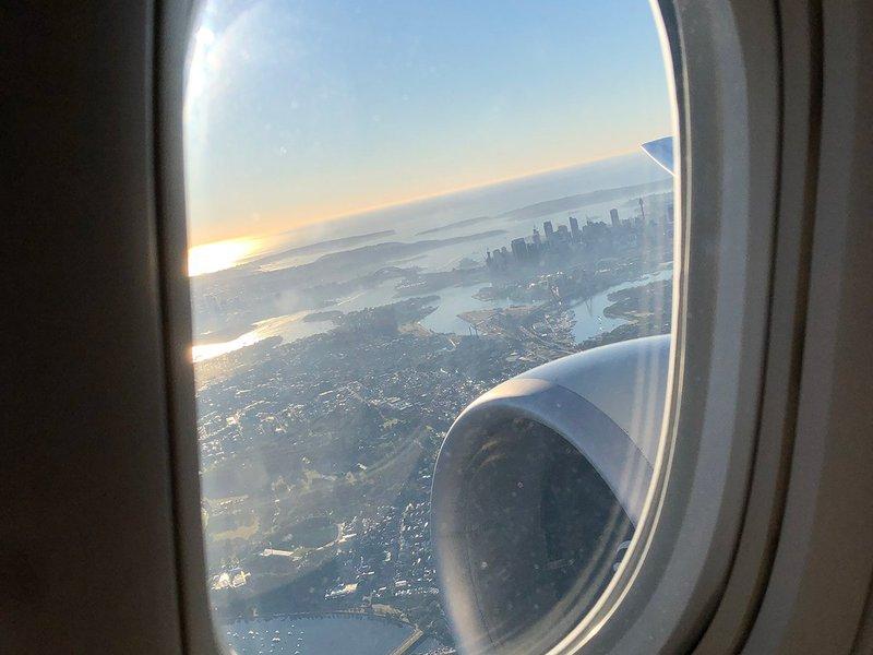 Bye Bye, Sydney!