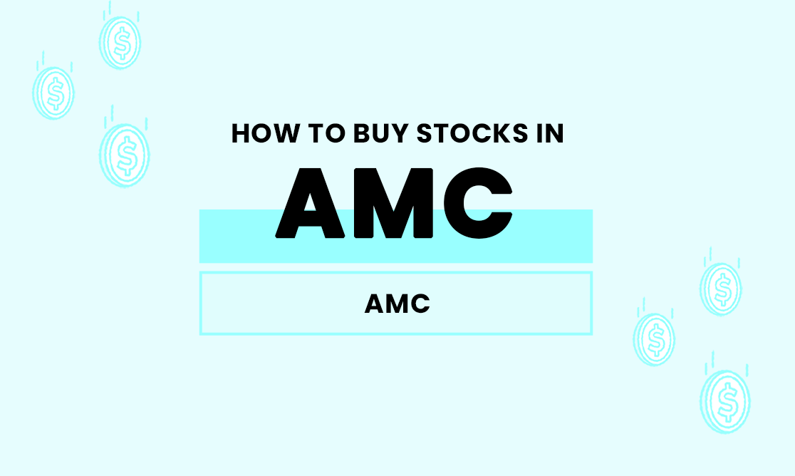 how to buy AMC shares