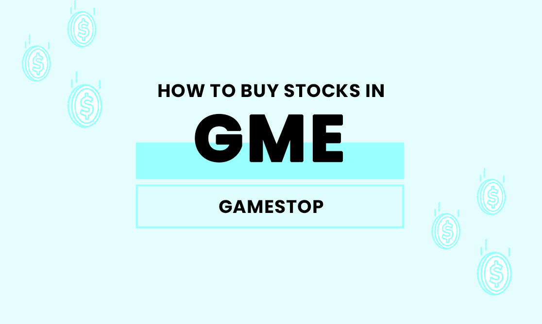 how to buy GME shares