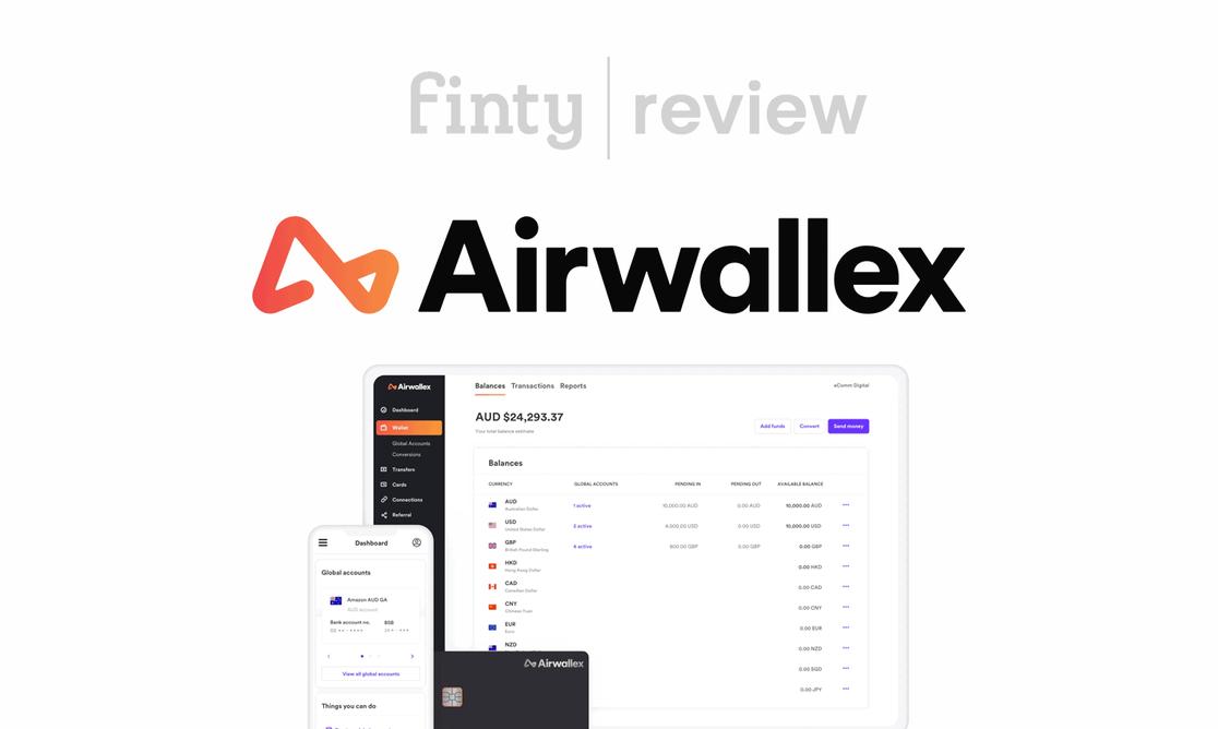 Finty review Airwallex