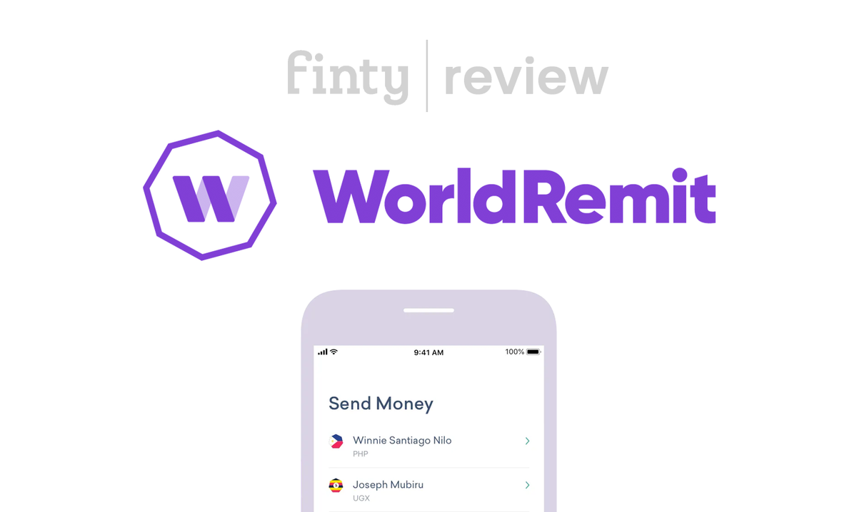 Finty Review WorldRemit