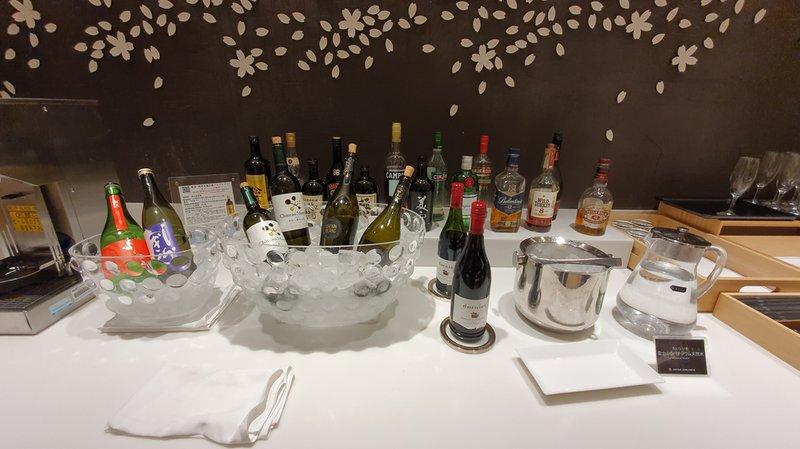 A few top-class beverages, including a winning award spirit called Ryukyu Awamori.